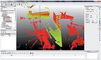 3D laser skener survey modul