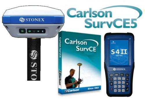 GPS rover stonex S800