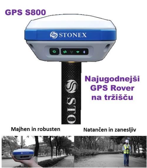 Geodetski GPS S800